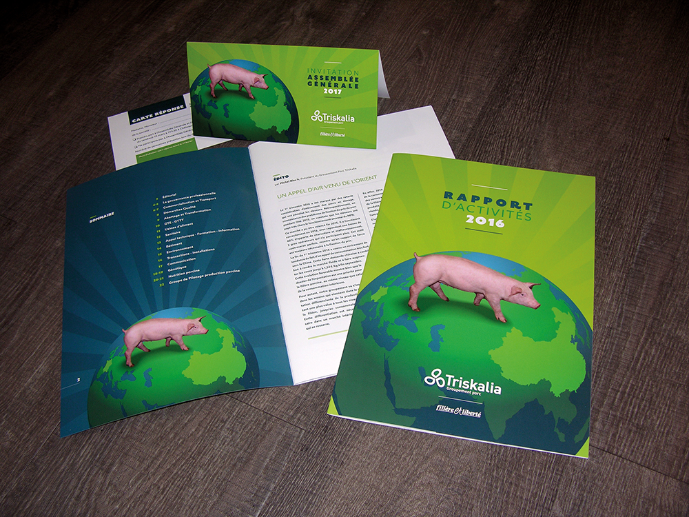 Triskalia Porc - AG 2017